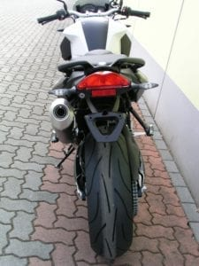 Spark Exhaust F 800 R (09-14)