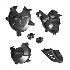 ZX-6R Motorcycle Protection Bundle 2007 - 2008 CP-ZX6-2007-CS-GBR