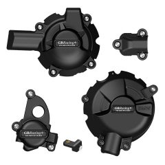 S1000RR Secondary Engine Cover Set 2019 EC-S1000RR-2019-SET-GBR