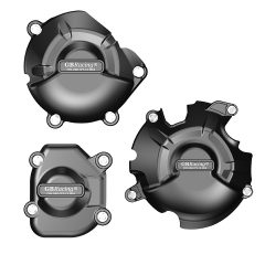 Z800  & Z800E Secondary Engine Cover SET 2013-2016 EC-Z800-2013-SET-GBR