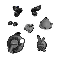 YZF-R1 Motorcycle Protection Bundle 2007 - 2008 CP-R1-2007-CS-GBR