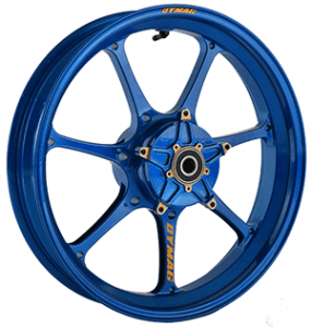 Dymag UP7X Candy Blue
