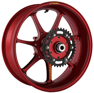 Dymag UP7X Deep Red