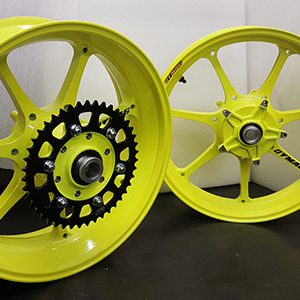Dymag UP7X Flourescent Yellow