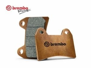 Brembo Z04 pads for GP4 calipers