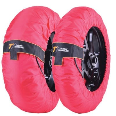 THERMAL TECHNOLOGY performance tyre warmers
