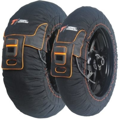 Thermal Technology Dual Zone tyre warmers